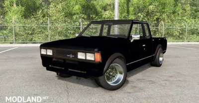 Datsun 720 1981 King Cab V 0.3 [0.8.0], 1 photo